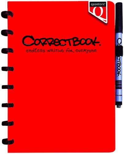 CORRECTBOOK QUANTORE A5 LIJN 20V 1 Stuk