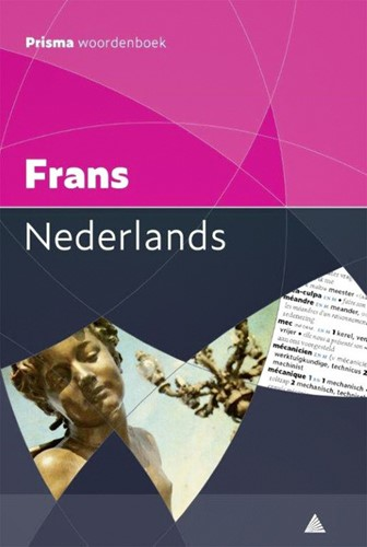 WOORDENBOEK PRISMA POCKET FRANS-NEDERLANDS 1 Stuk