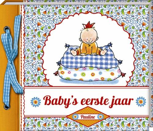 INVULBOEK PAULINE OUD BABY'S EERSTE JAAR 1 Stuk