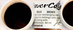 PAVERCOLOR 40 GRAM BRUIN