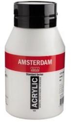 AMSTERDAM ACRYL 1000 ML 104 ZINKWIT