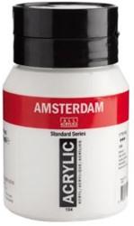 AMSTERDAM ACRYL 500 ML 104 ZINKWIT