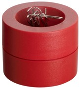PAPERCLIPHOUDER MAUL 30123 MAGNETISCH 6CM ROOD 1 Stuk