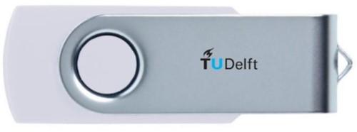 USB-STICK TUDELFT 8GB