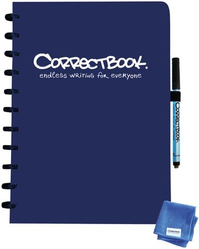 CORRECTBOOK A4 BLANCO MARINE BLAUW 1 Stuk