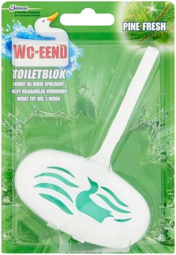 TOILETBLOK WC-EEND PINE EN FRESH 1 Stuk
