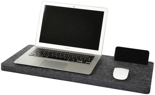 Laptoponderzetter Jalema Skote zwart 1 Stuk