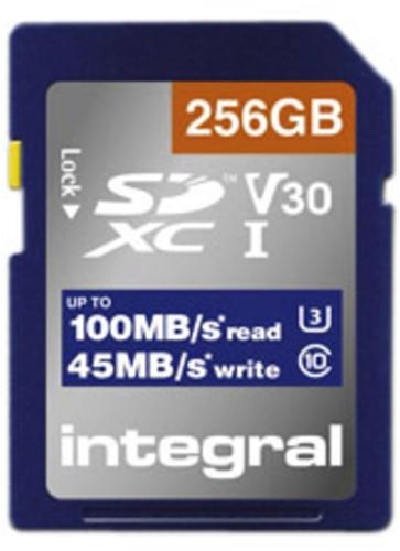 Geheugenkaart Integral SDHC-XC 128GB 1 Stuk