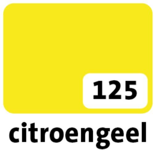 ETALAGEKARTON FOLIA 48X68CM 380GR NR125 GEEL 1 Stuk