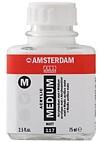 AMSTERDAM ACRYLIC MEDIUM  MAT   75 ML.