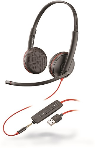 Headset Plantronics Blackwire C3225