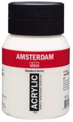 AMSTERDAM ACRYL 500 ML 222 NAPELS GEEL LICHT
