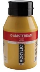 AMSTERDAM ACRYL 1000 ML 227 GELE OKER