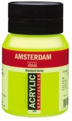 AMSTERDAM ACRYL 500 ML 256 REFLEX GEEL
