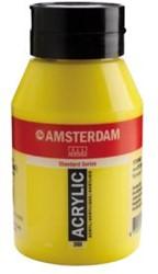AMSTERDAM ACRYL 1000 ML 268 AZOGEEL LICHT