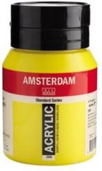 AMSTERDAM ACRYL 500 ML 268 AZOGEEL LICHT