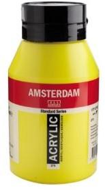 AMSTERDAM ACRYL 1000 ML 275 PRIMAIRGEEL