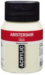 AMSTERDAM ACRYL 500 ML 282 NAPELS GEEL GROEN