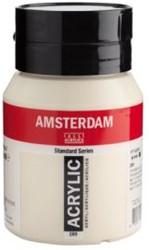 AMSTERDAM ACRYL 500 ML 289 TITAANBUFF LICHT