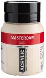 AMSTERDAM ACRYL 500 ML 292 NAPELSGEEL ROOD LICHT