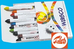 WASCO TALENS 12 STUKS ASSORTIE 1010C12