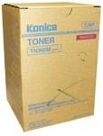 KONICA MINOLTA TONERCARTRIDGE TN302C ROOD