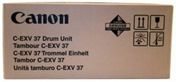 DRUM CANON C-EXV 37 89.5K ZWART 1 STUK