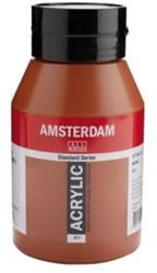 AMSTERDAM ACRYL 1000 ML 411 SIENNA GEBRAND