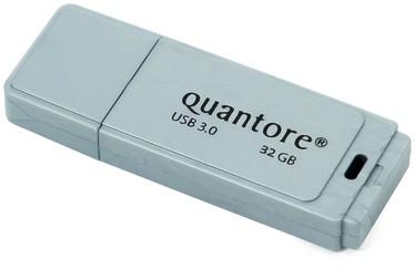USB-STICK QUANTORE FD 32GB 3.0 ZILVER 1 STUK