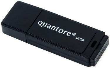 USB-STICK QUANTORE 16GB 2.0 ZWART 1 STUK