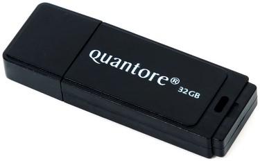 USB-STICK QUANTORE 32GB 2.0 ZWART 1 Stuk