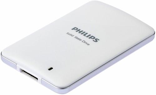 HARDDISK PHILIPS SSD EXTERN 120GB 1 STUK