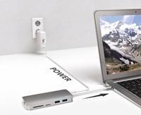 DOCKINGSTATION HAMA USB-C 7IN1 GRIJS 1 STUK-5