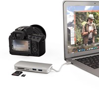 DOCKINGSTATION HAMA USB-C 7IN1 GRIJS 1 STUK-6