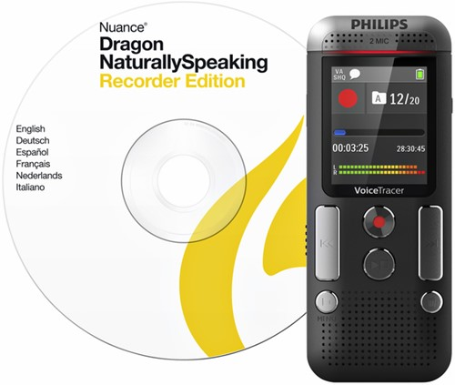 DIGITAL VOICE RECORDER PHILIPS DVT 2710 1 STUK
