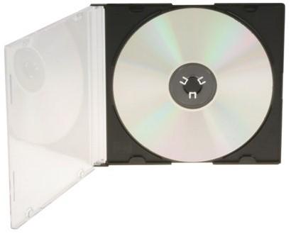 CD DOOS CORONA SLIMLINE LEEG PK.5