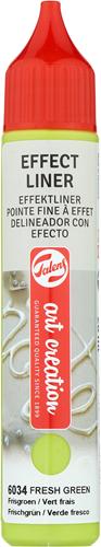 Talens Art Creation Effect Liner 28 ml Frisgroen 6034