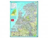 Landkaart Nederland magnetisch
