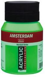AMSTERDAM ACRYL 500 ML 672 REFLEXGROEN
