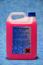 PROFESSIONELE ALLESREINIGER RED POWER FLACON 5 LITER