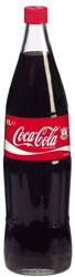 Frisdrank Coca Cola 1ltr. Petfles