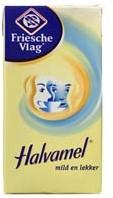 HALVAMEL KOFFIEMELK FRIESCHE VLAG TRAY 20 PAK A 485ML