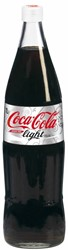 Frisdrank Coca Cola Light 1ltr. Petfles
