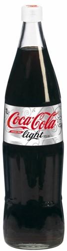 Frisdrank Coca Cola Light 1ltr. Petfles
