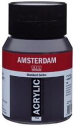 AMSTERDAM ACRYL 500 ML 708 PAYNES GRIJS