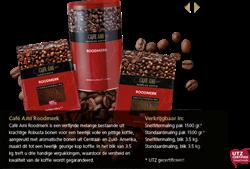 KOFFIE CAFE AMI ROODMERK SNELFILTER PAK A 1500 GRAM