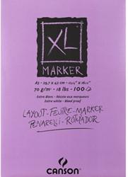 MARKERBLOK CIVO A3 70 GRAMS 100VEL 297-237