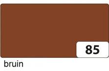ENGELS KARTON 50X70 130 GRAMS DONKERBRUIN 85E