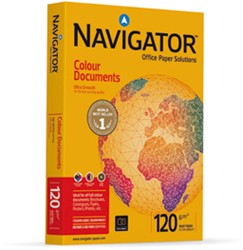 KOPIEERPAPIER NAVIGATOR COLOUR DOCUMENTS A4 120GR