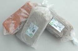 WITTE OEFENKLEI K-11000 BROOD 10 KG.(kan niet verzonden worden)